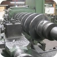 Fabricación de partes para la industria de extracción de palma - multiciclones, las parrillas - eslabones