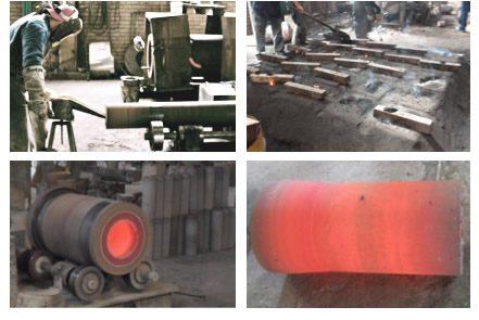 Fundición de hierro gris centrifugado para la fabricación de camisas y asientos de válvula para motores a gasolina, gas y Diesel