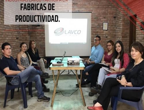 """LAVCO, una de las empresas seleccionadas por el Programa  """"Fabricas de Productividad"""""""