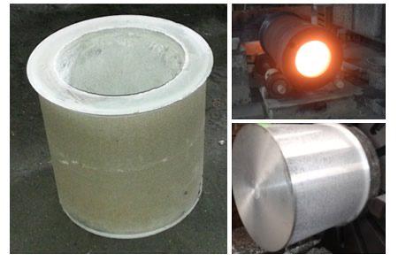 Industrias LAVCO funde pistones y bujes de aluminio bajo norma para compresores de la industria de petróleo y gas.
