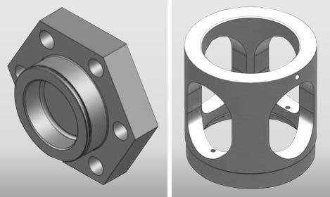 Diseño especializado en desarrollar soluciones para la industria metalmecánica.
