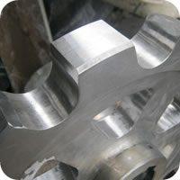 Piñón – mecanizado de piezas Industriales