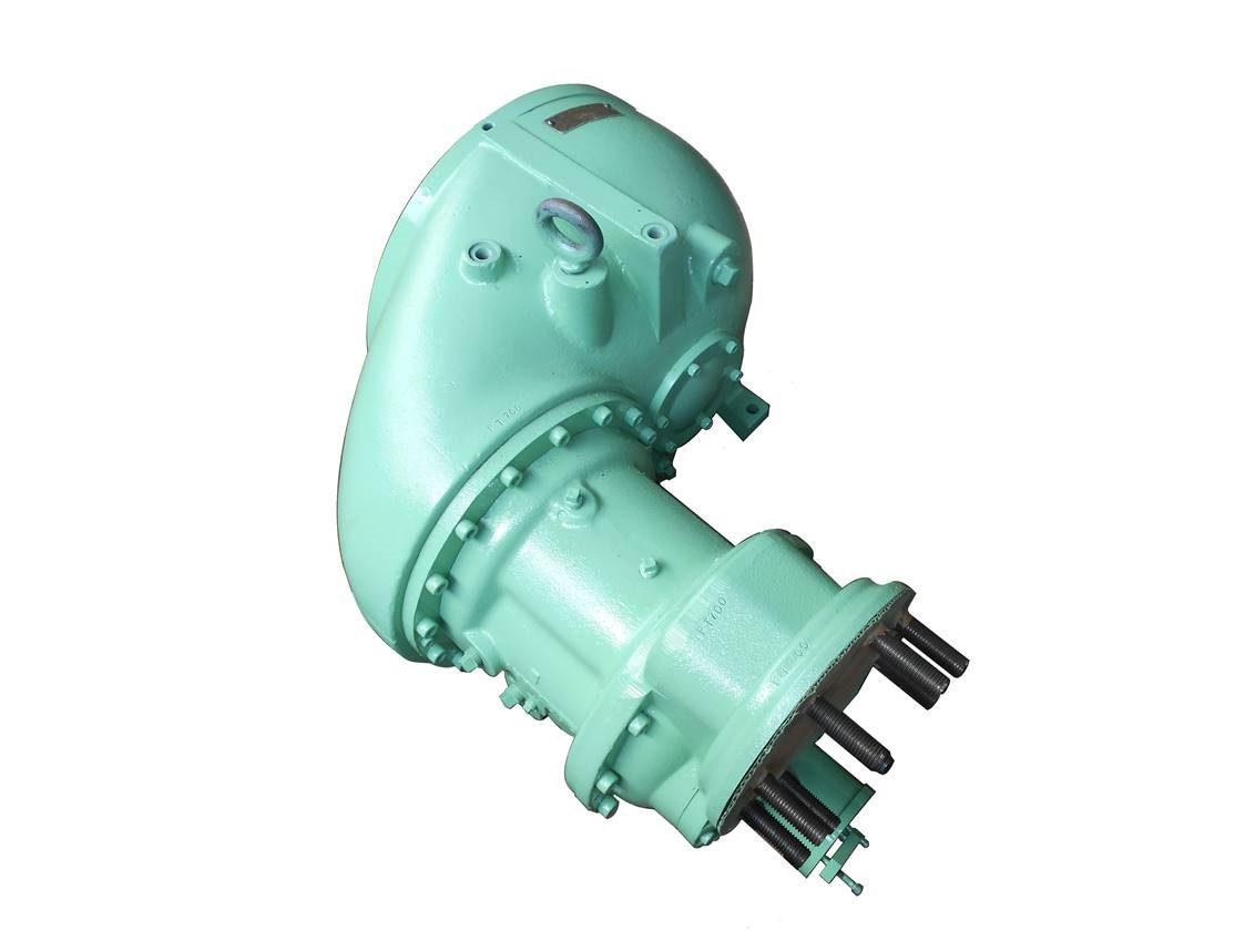 Compresor tornillo Sullair reparado